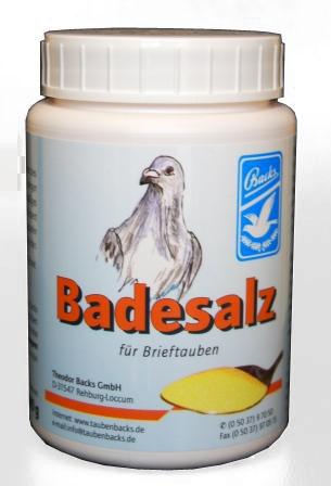 Backs Badzout