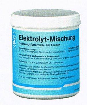 Backs Elektrolyten