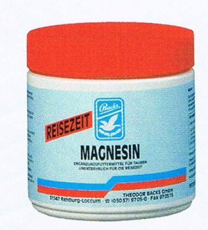 Backs Magnesin