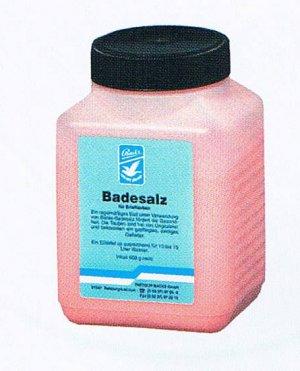 Le sel de bains Backs